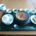43007059 - 豆腐チゲ 1080円