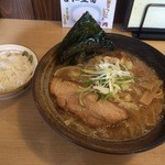 43007457 - 「醤油ラーメン」730円
