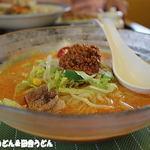 リンガーハット - 料理写真:冷やしちゃんぽん(赤)