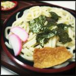 めんくいの新ちゃん - 料理写真:つけうどん  550円