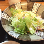 和料理 八車 - サラダです