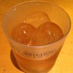魚平 - 梅酒ロック