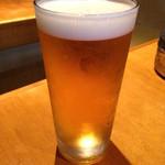 魚平 - 生ビール