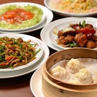 本格的な中華料理が手軽に楽しめる!