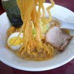 ぽんいち - 塩らぁめんの麺