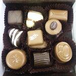 ショコラ・フランダース - 色々選んで、見た目も◎
