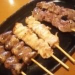 焼鶏 炭吉 - 炭吉セット 塩