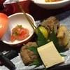上杉の御湯 御殿守 - 料理写真:前菜