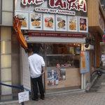 THE TAIYAKI - 外観