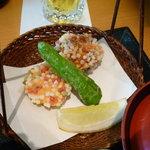 京ぜん - 料理写真:揚げ物