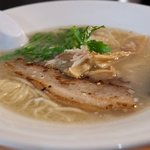 花城 - 麺ダイニング 花城 彩 塩味