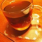 珈琲フッコ - 蜂蜜とレモンが入ったコーヒー