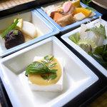 柳茶屋 - 松花堂弁当