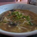 れんげ草 - 野菜塩タンメンアップです
