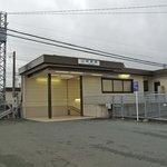へんばや商店 - 明野駅にやってきました