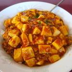四川飯店 - 料理写真:麻婆飯