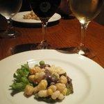 4313110 - 豆サラダ, ワイン