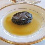 ラ・メール ザ クラシック - 黒鮑のステーキ