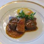ラ・メール ザ クラシック - 牛フィレ肉と伊勢赤鶏