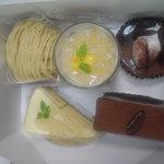 ミロワール - ケーキ