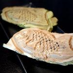 梅田屋商店 - 梅田屋商店 たい焼き