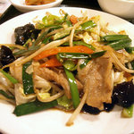 哈爾濱  - 「五目野菜炒め」