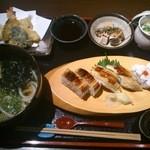 一張羅 - 穴子寿司御膳