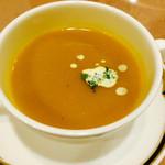 パティオ - スープ