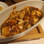東京屋台 - 麻婆豆腐