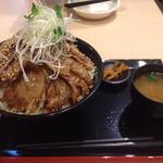炙り焼 丼・どん - 筑波山丼