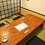 いわし舟 - 店内(2F座敷)