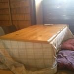 カフェ & バー 段 - テーブル席
