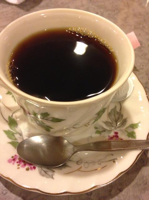 蘭 - ブレンドコーヒー@400円