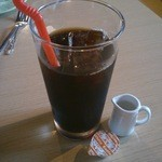 カフェ & バー 段 - アイスコーヒー