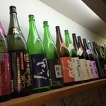 鳥福 - ドリンク写真:珍しい 地酒 焼酎