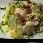 Zizz - 厚切りベーコンのシーザーサラダ