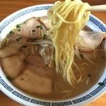 十五万石 - 料理写真:チャーシュー麺