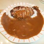 レストラン神谷 - 【今週の神谷定食】ハンバーグカレー