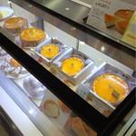デリチュース  - 2015.10 デリチュース☆チーズケーキ達
