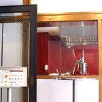 カフェ ソラーレ - アイス&チュロス屋さんがオープンしてました!ちょこっとオヤツにいいかも♪