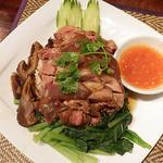 タイレストラン Smile Thailand - 「カオカームー」のランチセット