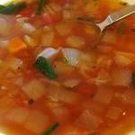キッチン ポンム・ドゥ・テール - スープ