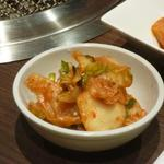 宙 SORA 韓国家庭料理&焼肉 - 白菜キムチ