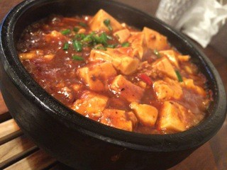 杏's cafe - 石焼麻婆丼