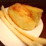 銀座イタリアン Fabi's  - お通し パン