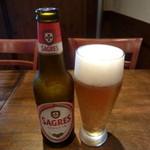 マヌエル・コジーニャ・ポルトゲーザ - ポルトガルビール、サグレス