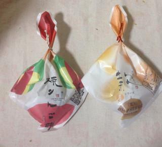 菓匠あさだ 豊里本店 - 焼きリンゴと栗の大福