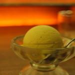 蔵群 - デザートはみんな大好きな抹茶アイスクリーム