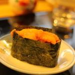 鮨金 - ウニ