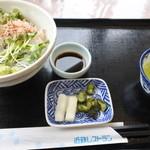 浜名湖近鉄レストラン - しらす丼@980